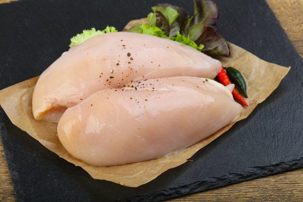 sailt pig free rage chicken breast