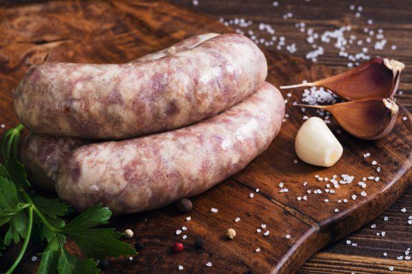 the salt pigs Raw sausages